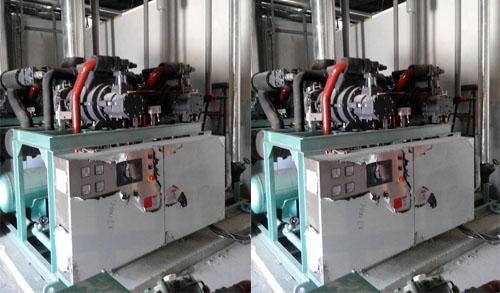 增城低温螺杆并联压缩机组