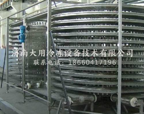 螺旋式速冻机厂家