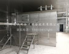 济南流态化速冻机
