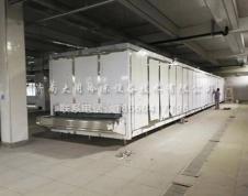 隧道式速冻机